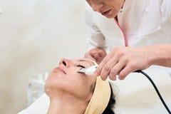 Ultrasonic Skin Scrubber Royalty Free Stock Photo