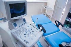 ultrasonography Στοκ Φωτογραφία