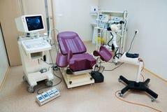 Ultrasonography Stock Image