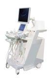 Ultrasound apparatus Royalty Free Stock Image