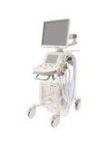 Ultrasound apparatus Stock Photo