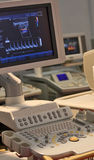 Ultrasound device Stock Images