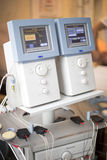 Ultrasound device Royalty Free Stock Photo