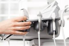 Ultrasound Stock Image