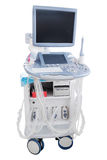 ultrasound diagnostic equipment stock photo