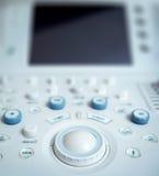 Ultrasound equipment. Diagnostics. Stock Photo