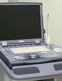 Ultrasound machine Stock Photos