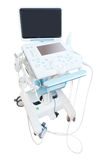 Ultrasound machine. Interior of hospital room with ultrasound machine Stock Photo