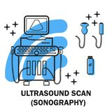 sonography stock illustrations 275 sonography stock illustrations rh dreamstime com Diagnostic Medical Sonography Duties Member Society of Diagnostic Medical Sonography