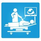 Ultrasound Royalty Free Stock Image