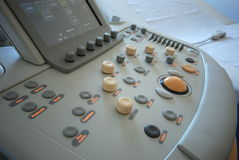 Ultrasound scanner stock images