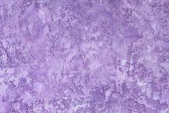 Ultravioleta de la tonalidad del yeso Foto de archivo