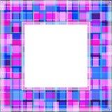 Ultraviolett border-11 Royaltyfri Bild