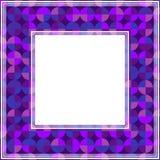 Ultraviolett border-14 Royaltyfri Bild