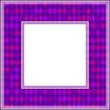 Ultraviolett border-15 Arkivbilder