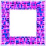 Ultraviolett border-19 Royaltyfria Foton