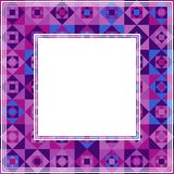 Ultraviolett border-20 Royaltyfri Foto