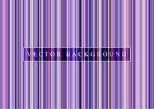 Ultravioletto senza cuciture della banda verticale del modello Linee porpora geometriche per l'immagine di sfondo o la progettazi Immagini Stock Libere da Diritti