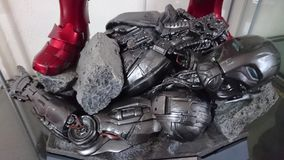 Free Ultron Defeated Stock Photo - 96746910