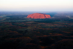 Uluru (Ayers Rock) Royalty Free Stock Image