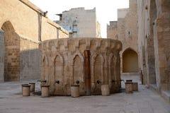 Ulu清真寺,马尔丁,土耳其 免版税库存图片