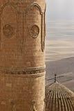 Ulu清真寺, Mardin土耳其细节  免版税图库摄影
