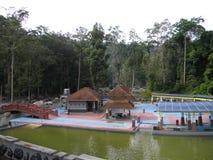 Ulu Bendul Park At Kuala Pilah Royaltyfria Foton