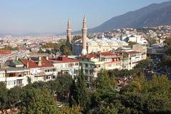 Мечеть Бурсы грандиозная или Ulu Cami Стоковое Изображение RF