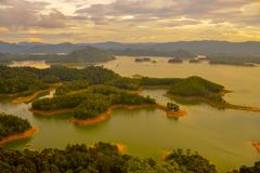 Ulu kasok Kampar - Riau Fotografering för Bildbyråer