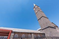 Ulu Mosque à Diyarbakir, Turquie images stock