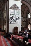 Ulu Mosque in Bursa City Royalty Free Stock Photos