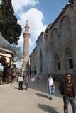 Ulu Mosque dans la ville de Brousse photos libres de droits