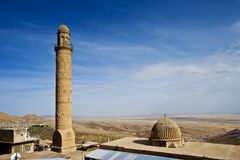 Ulu Mosque, Mardin-Turkey. The mosque is located in historic core of Mardin. It has numerous inscriptive plaques from the Seljuk, Artuqid, Aq Qoyunlu and Ottoman Royalty Free Stock Photo