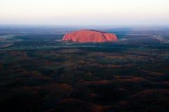 Uluṟu Στοκ εικόνα με δικαίωμα ελεύθερης χρήσης
