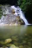 Ulu Yam waterfall Stock Image