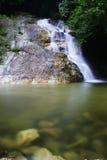 Ulu Yam waterfall Stock Image