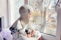 Ulubiony okno Fotografia Royalty Free