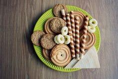 Ulubiony słodki smakołyk dla dzieci i rodziców dla każdy czasu fotografia royalty free
