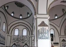 Ulucami,伯萨,土耳其 免版税库存照片