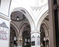 Ulucami, Бурса, Турция Стоковые Фотографии RF