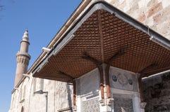 Ulucami, Bursa, Τουρκία Στοκ φωτογραφίες με δικαίωμα ελεύθερης χρήσης