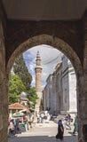 Ulucami, Bursa, Turchia Fotografia Stock Libera da Diritti