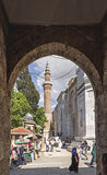 Ulucami, Bursa, Turkey Royalty Free Stock Photo