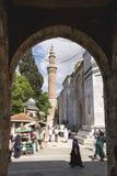 Ulucami, Bursa, Turkey Stock Photo