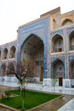 Ulugh prient Madrasah, Registan, Samarkand, l'Ouzbékistan photo libre de droits