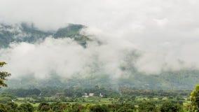 Uluguru-Berge in der Ostregion von Tansania stockfoto