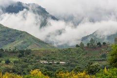 Uluguru Mountains in the Eastern Region of Tanzania Stock Images