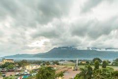 Uluguru Mountains in the Eastern Region of Tanzania Stock Image