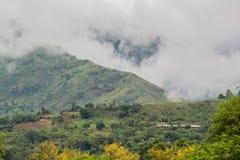 Uluguru Mountains in the Eastern Region of Tanzania Royalty Free Stock Image