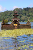 004 Ulun Danu świątynia Bedugul, Bali - Obraz Royalty Free